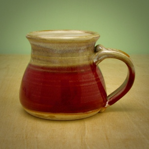 Copper Red Mug